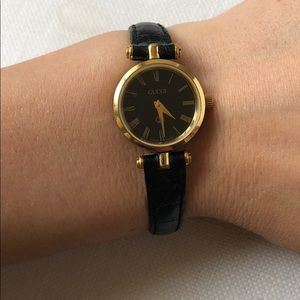 1f4d45569 Gucci Accessories | Vintage Watch New Leather Strap | Poshmark